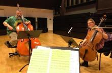 Musica Linde i konsert med Sebastien Dubé