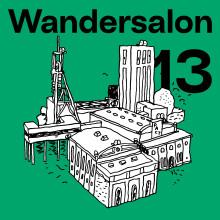 Wandersalon #13: Alexandra Pirici (Künstlerinnenvortrag)