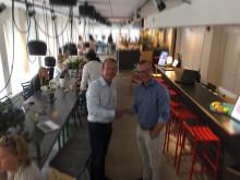 FundedByMe och Connect Sverige Region Öst inleder samarbete för att skapa fler svenska tillväxtraketer