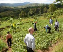 Anonym donor giver en million til iværksætter-landbrug i Burundi