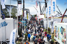 35th anniversary and new products at the Nordic region's largest truck fair