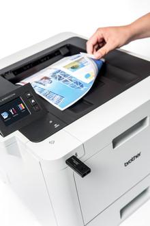 Brother prezentuje nowe, wydajne, kolorowe drukarki laserowe dla biur