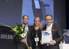 DAME Design Awards -palkinto Garmin® Force™ -keulamoottorille  ja GPSMAP® 86i -käsilaitteelle