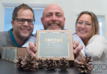 Möt månadens innovatörer! Robert Kraft, David Griff, Jennie Hagman & Jonas Venström
