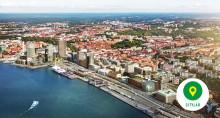 Första stadsdelen hållbarhetscertifierad enligt Citylab