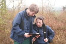 Wildlife social enterprise snaps up support / Menter gymdeithasol bywyd gwyllt yn cipio cymorth
