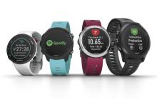Garmin® presenterer en helt ny Forerunner®-serie. En serie med fire nye klokker, fullspekket med ulike funksjoner som passer for alle løpere  – med musikk, avanserte treningsfunksjoner og kart