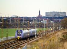 Förändringar i tågvärdarnas säkerhetstjänst för vissa Pågatåg