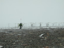 Finsk-svenskt samarbete i forskningsexpedition till Antarktis