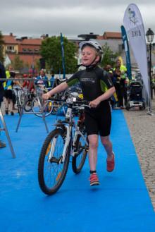Barn- och ungdomstävling till Malmö Triathlon