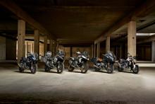 BMW Motorrad presenterar sex nya modeller på EICMA
