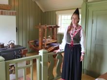 Bokrelease och invigning av museistugan Hemtrefnaden