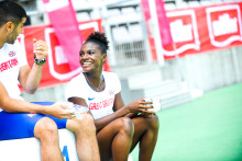 Müller inspires happier and healthier lifestyles with extended athletics partnership