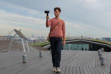 Sony predstavlja GP-VPT2BT, novo snemalno držalo z brezžičnim daljinskim upravljanjem