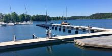 Inbjudan: Invigning av gästhamn Kattholmen i Gustavsberg