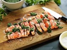 Ny rapport om fisk som säker mat presenteras den 15 december