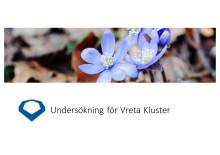 Kundundersökning Vreta Kluster mars/april 2016