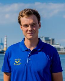 Gabriel Sandör redo för U23-VM i Australien
