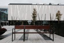 Ribb soffa i Täby Centrum