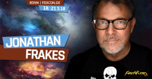 Jonathan Frakes (William Riker aus Star Trek: The Next Generation) kommt zur FedCon 2018