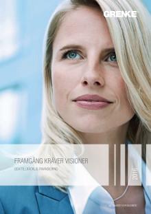 GRENKE Grupp broschyr 2016