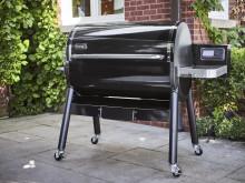 Nye Weber Smokefire – alt-i-ett grillen som perfeksjonerer pelletsgrilling