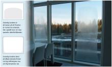 Kondens på välisolerade glas - ett problem i privata hem