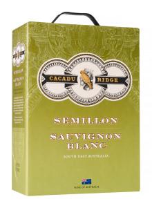 Stor lansering på Systembolaget - australiensiska Cacadu Ridge Semillon Sauvignon Blanc