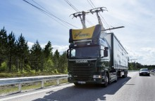 Tvåårig testperiod för Sveriges – och världens - första elväg inledd