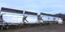 Termisk solkraft ersätter fossila bränslen