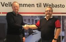 Ny distribusjonsavtale: Kramp og Webasto satser mot norsk landbruk