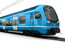 SL köper 22 nya fordon till Roslagsbanan