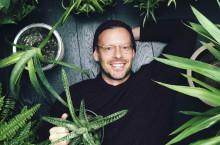 Anders Røyneberg: - Slik gjør planter deg lykkeligere
