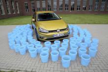 Volkswagen avser att närmast halvera miljöpåverkan från produktionen år 2025