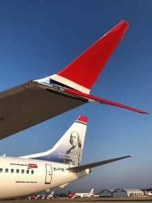 Norwegian to operate latest Boeing 737 MAX aircraft from London Gatwick
