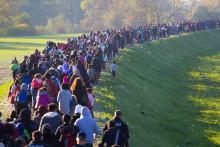 Invandringsfrågan viktigaste samhällsfrågan för första gången