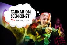 Kortdokumentär lyfter ungas tankar om scenkonst