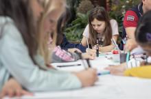 Det preliminära betygsresultatet visar på en positiv utveckling för niondeklassare i Angereds kommunala skolor