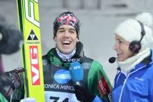 Konica Minolta er offisiell sponsor av FIS World Cup skihopp