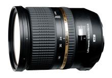 Tamron lanserer lyssterk vidvinkelzoom for kameraer med fullformat  sensor.