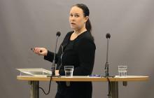 Maria Wetterstrand vände debatten om flygbränsle
