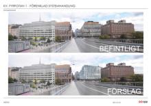 Arcona bygger om och till cityfastighet