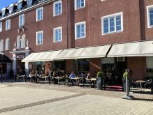 Espresso House tar armkrok med Hotel Bishops Arms i Strängnäs