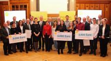 Bürgerenergiepreis Oberfranken 2017 für drei Vorbilder