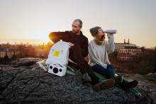 Visit Sweden öppnar portabelt designmuseum – i en ryggsäck