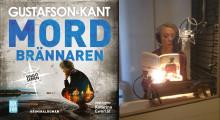 Gustafson & Kants nya deckare Mordbrännaren smygsläpps på Storytel idag!