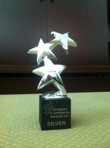 Tailor Store vinner silver i Barcelona