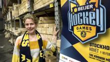 Beijer bygger ut Sveriges största hockeyturnering – skapar blågul vägg under Beijer Hockey Games