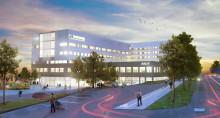Locum klar med ny behandlingsbyggnad vid Södertälje sjukhus