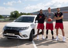 Mitsubishi Motors präsentiert Basketball der Spitzenklasse: Offizieller Presenter der WM-Übertragungen